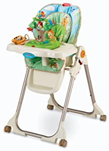 Fisher-Price Rainforest Healthy Care High Chair