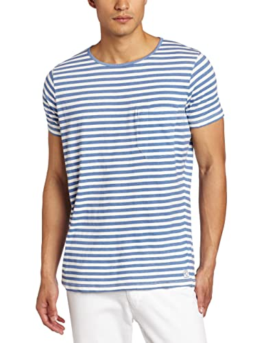 Men's Livingstone Stripe Short Sleeve T-Shirt
