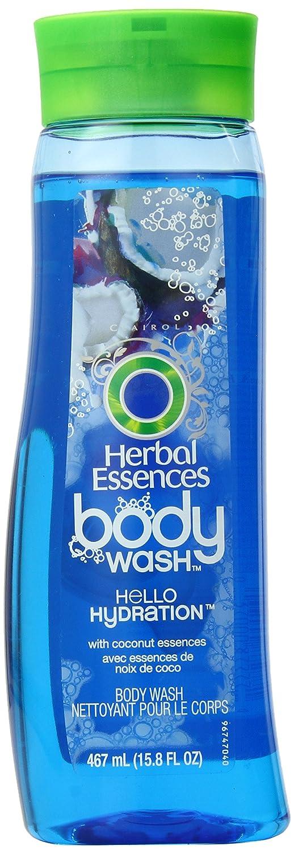 Herbal Essences Hello Hydration Body Wash 15.8 Fl Oz