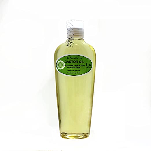 Dr. Adorable Pure Organic Cold Pressed Virgin Castor Oil Reviews