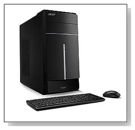 Acer Aspire ATC-605-UR2A Desktop (Black) Review