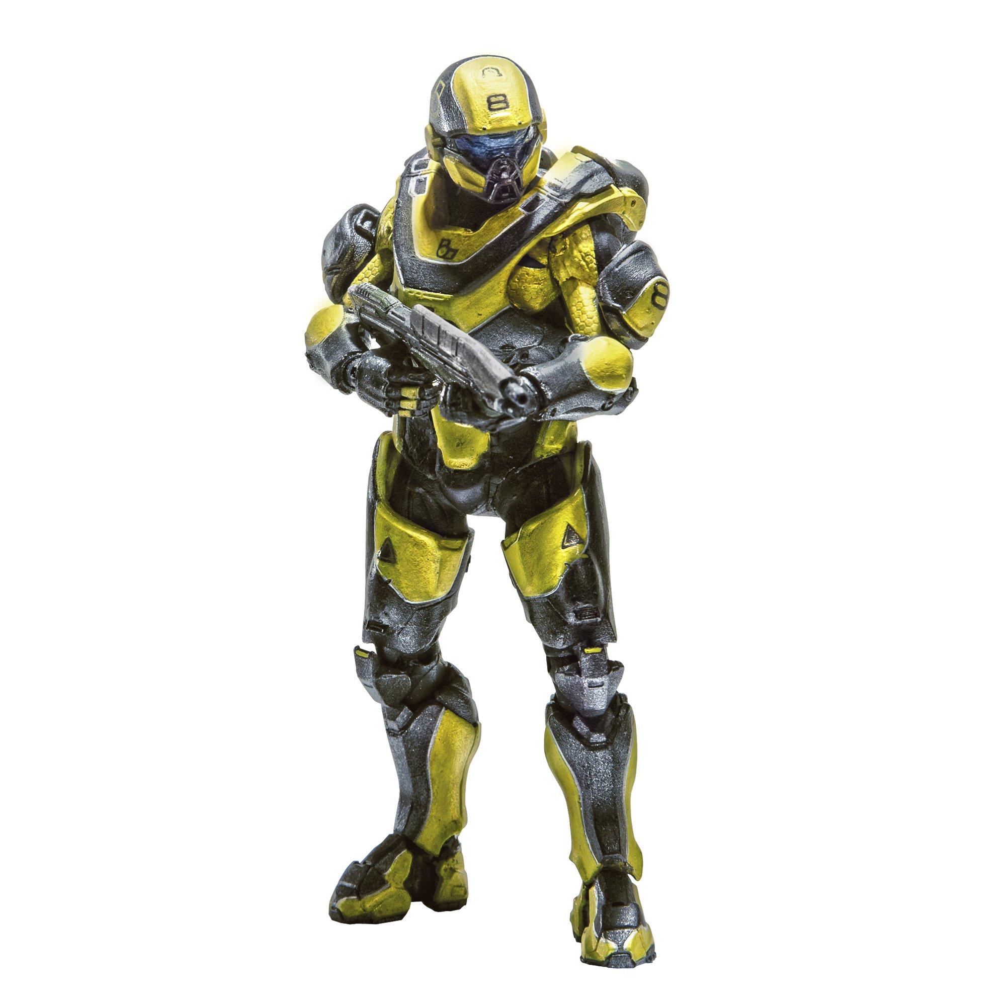 Mcfarlane Halo 5  Guardians Series 1 Spartan Athlon Action