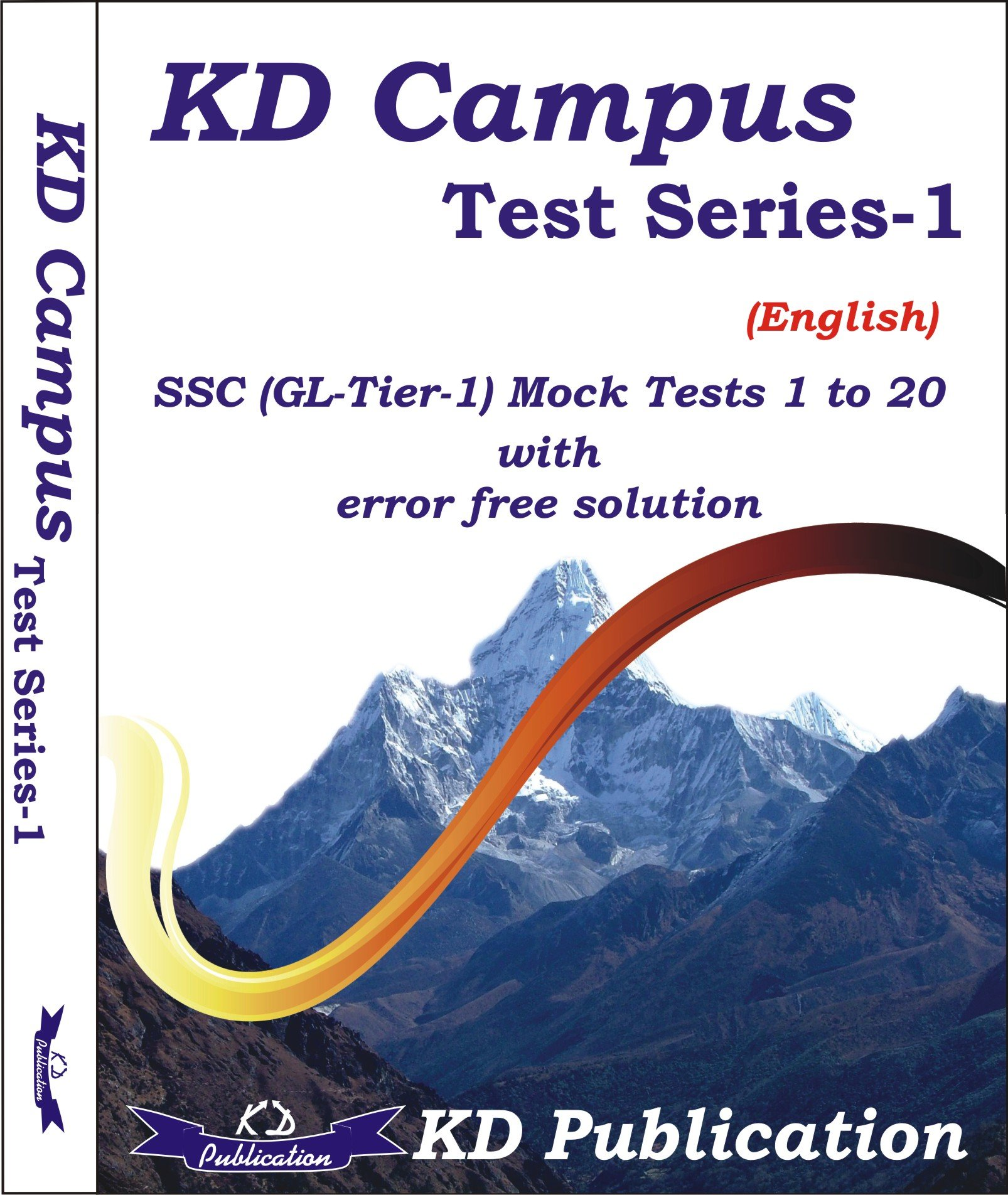 English Book For Ssc Cgl Tier 1