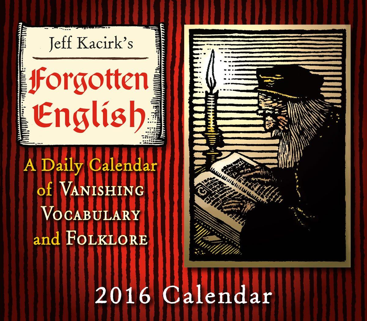 folklore calendar