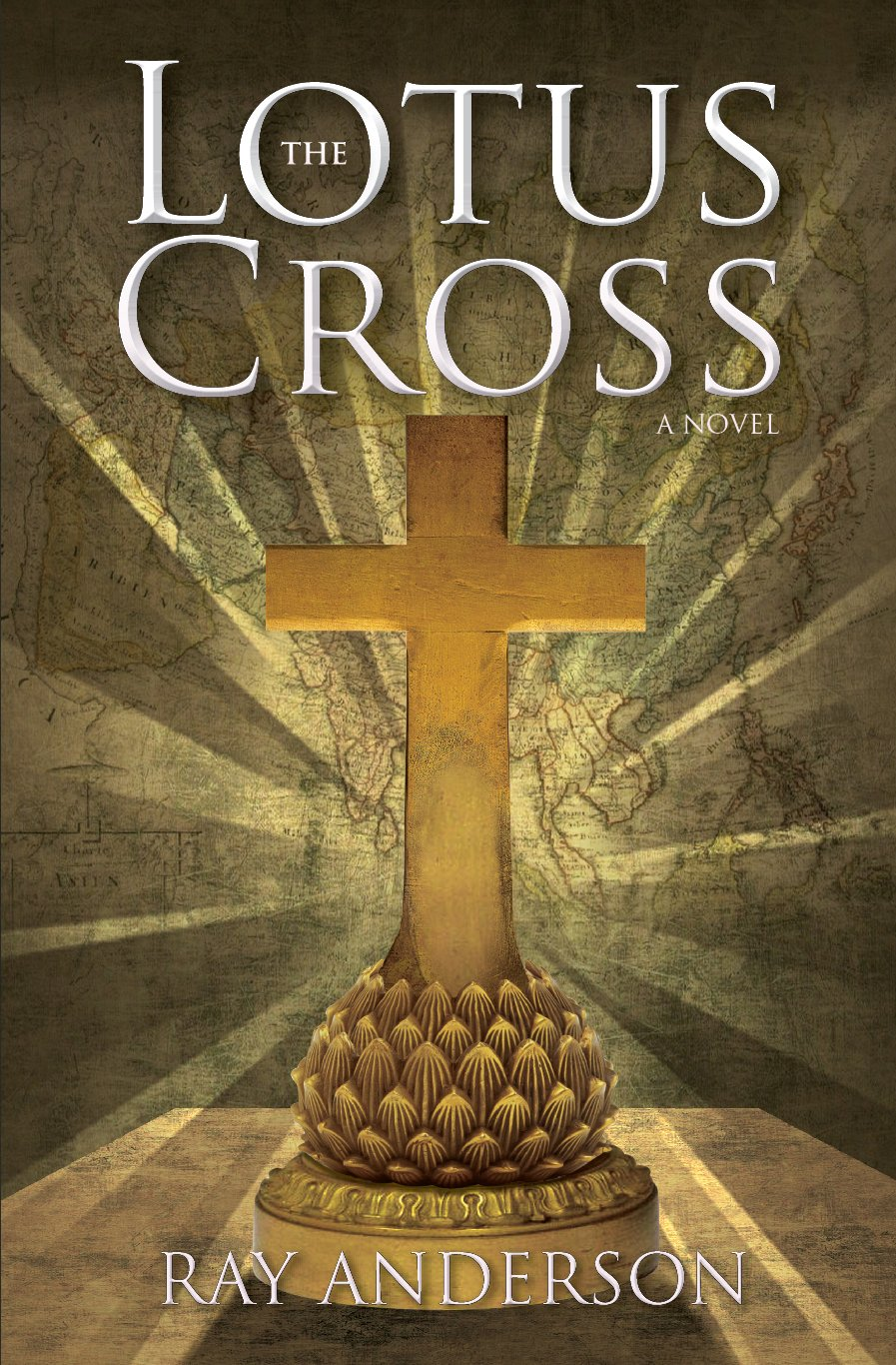 11x17 The Lotus Cross Book Cover
