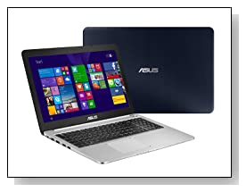 ASUS K501LX-EB71 15.6 inch FHD Laptop Review