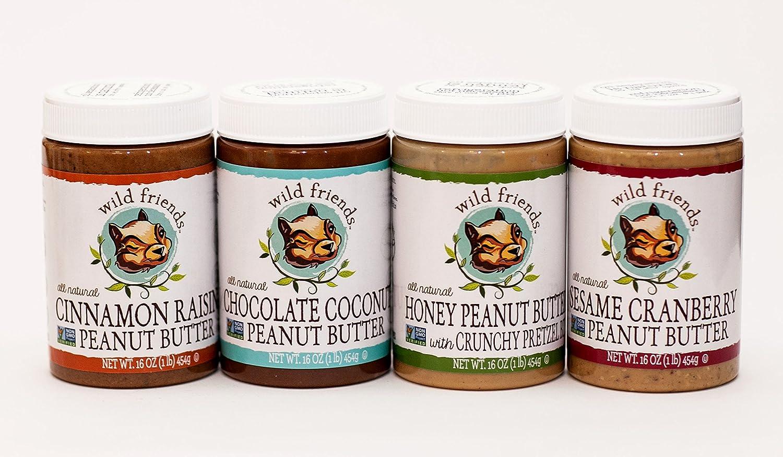 Sesame Cranberry Peanut butter!