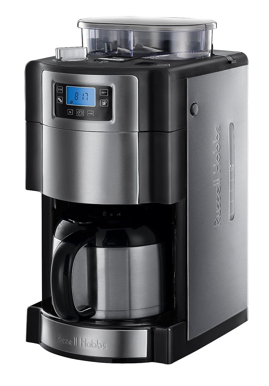 Kaffeemaschine mit Mahlwerk Test Russell Hobbs Buckingham 21430-56