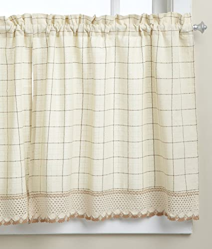 Adirondack Tier Curtains