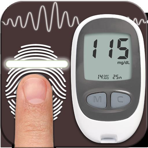 Amazon.com: Fingerprint Blood Sugar Test Checker Prank