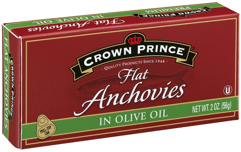 Flat Anchovies