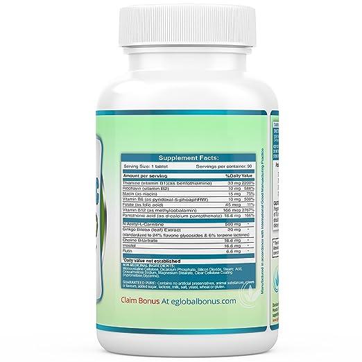 neuropathy vitamins