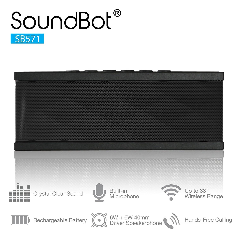 SoundBot SB571 Bluetooth Wireless Speaker At ₹ 1499 Only - Amazon
