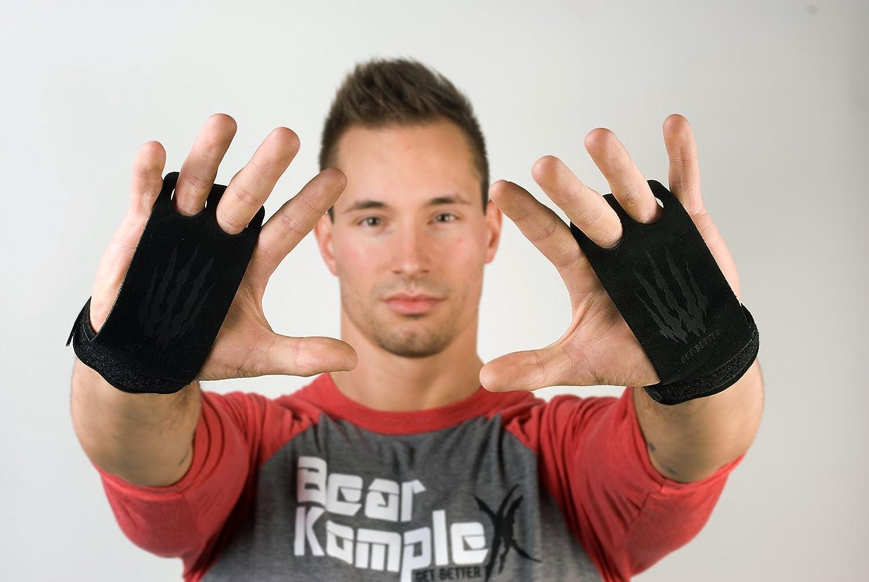 Bear Komplex 2 CrossFit Grips