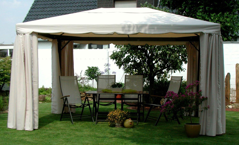 Leco Pavillon Sahara, Größe 3 x 4 m, inklusive Seitenteile