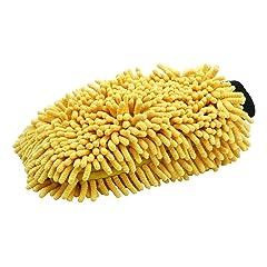 Carrand 40309 Long Chenille Microfiber Wash Mitt