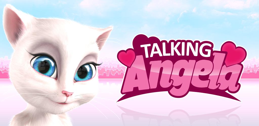 لعبه Talking Angela v2.5 مهكره جاهزه