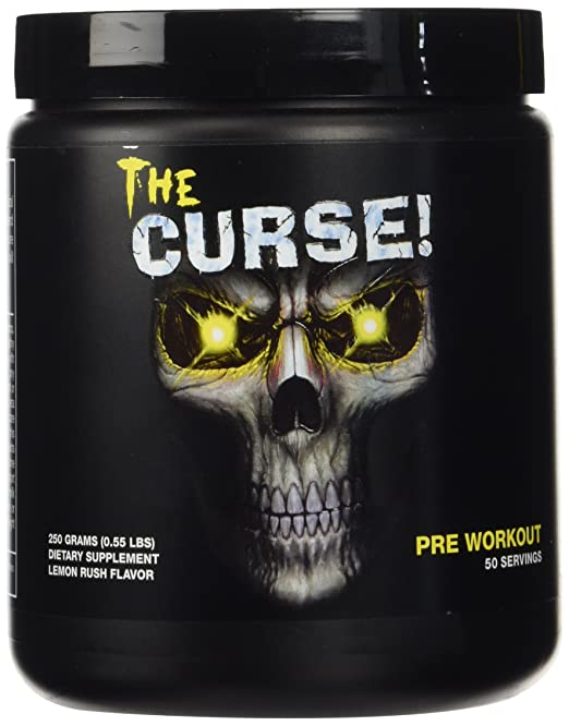 Cobra Labs The Curse Advanced Pre-Workout