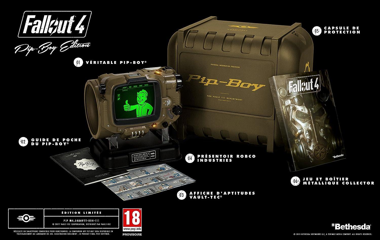 Fallout 4 édition Pip-Boy