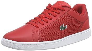 Lacoste Sneaker in rot