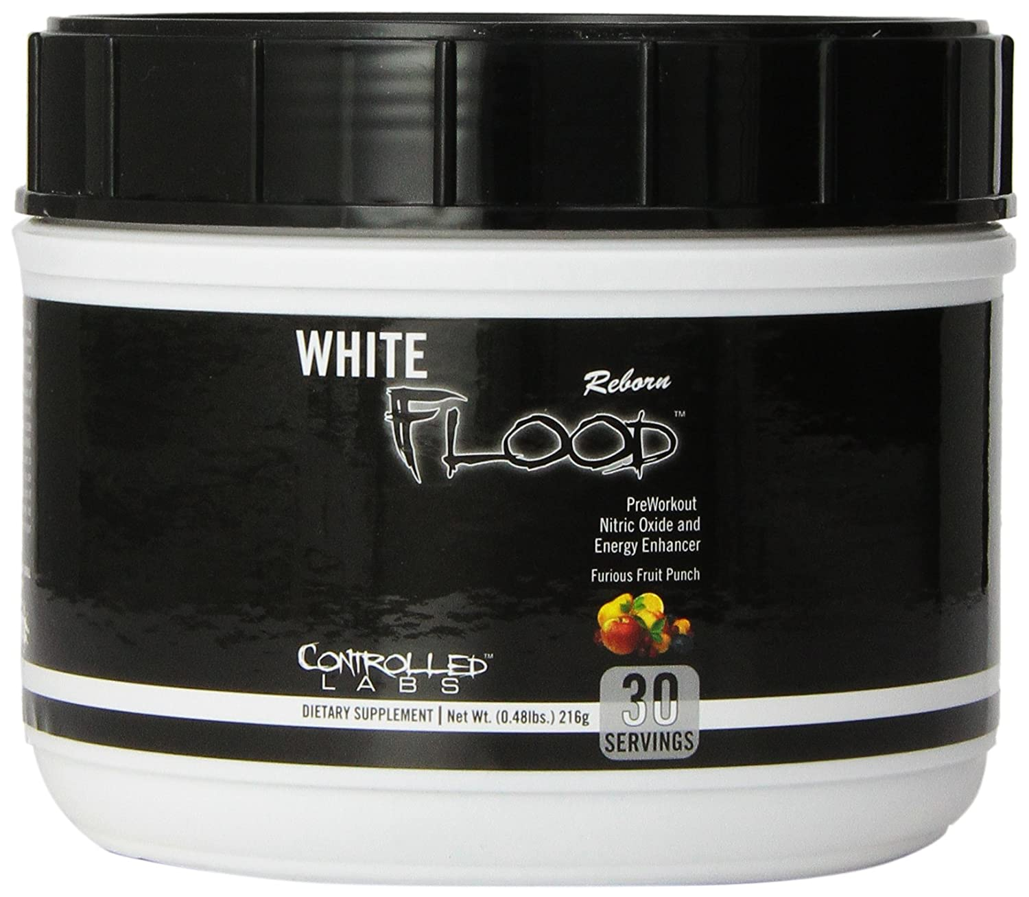 Controlled Labs White Flood Pre Workout