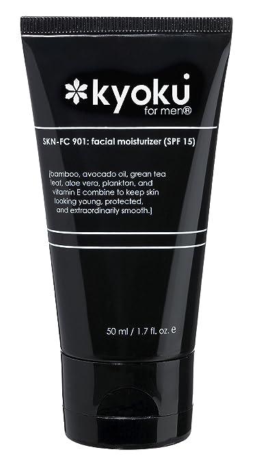 Kyoku for Men Facial Moisturizer, 1.7 Fluid Ounce