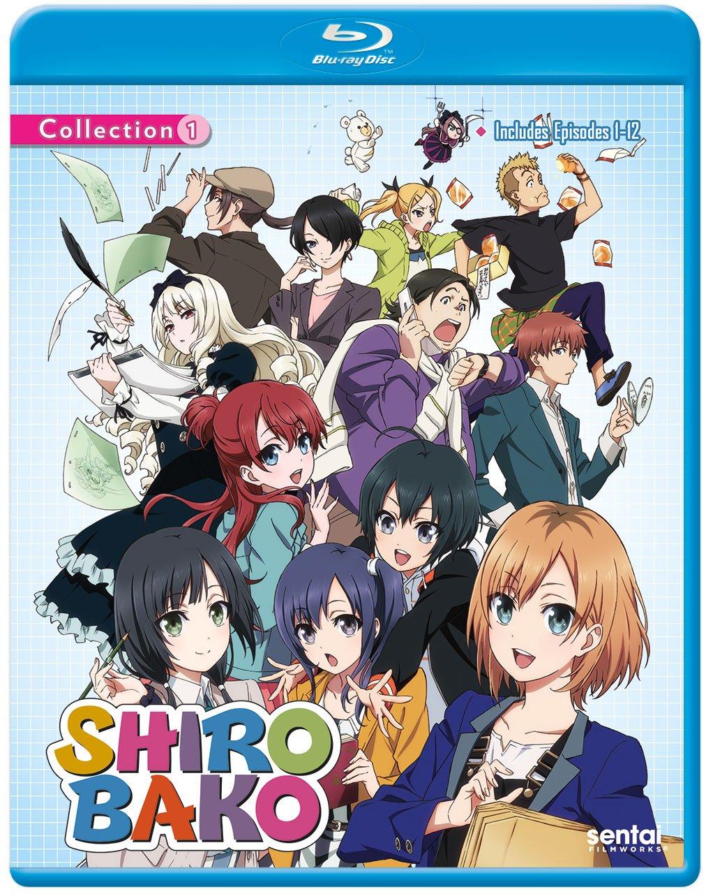 大人がやる気を貰えるアニメ「SHIROBAKO」