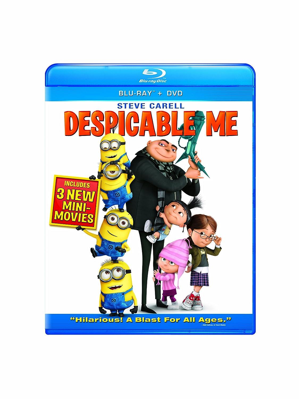 Amazon: Despicable Me Blu-ray.