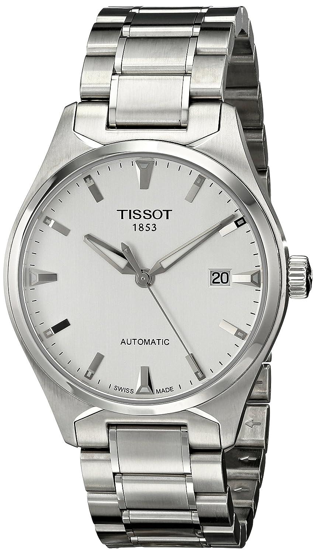 nuovi stili 3c125 5dfc6 Tissot T0604071103100 T-classic T-tempo Automatic Men's Steel Watch