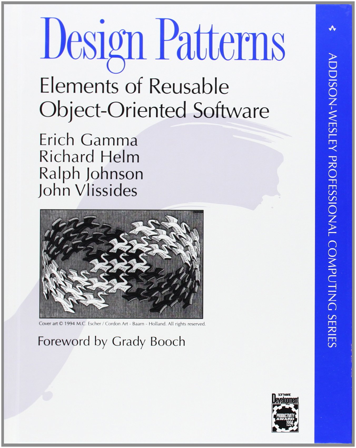 Free downloads books for kindle C# - Gang Of Four - Design Patterns, Elements Of Reusable Object Oriented Software English version