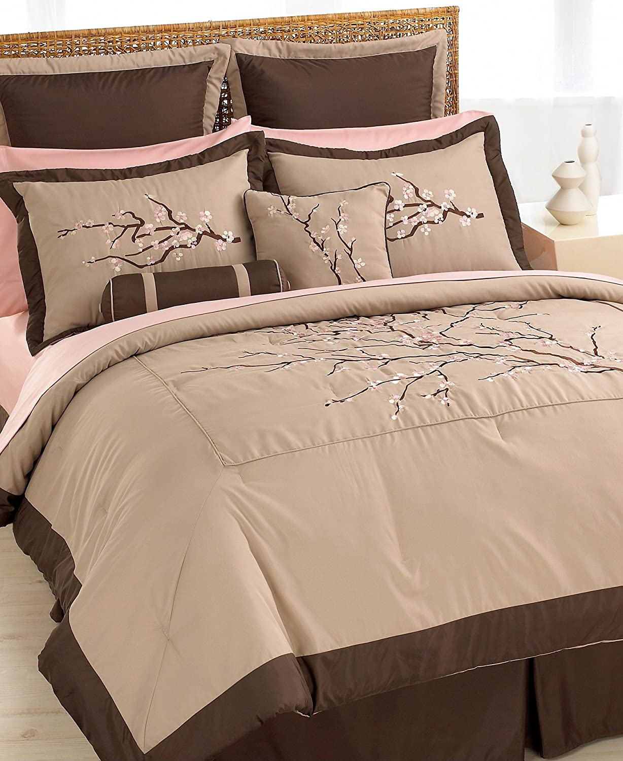Super Cherry Blossom Bedding Sets DR77