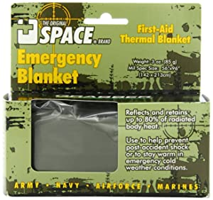Survival Blankets - 6 Ways They Can Save Your Life or Your Sanity