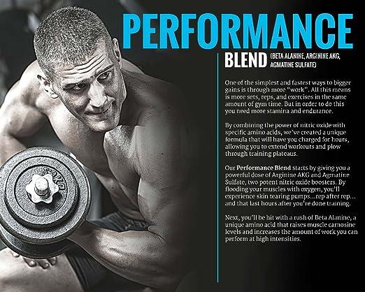 octane performance blend