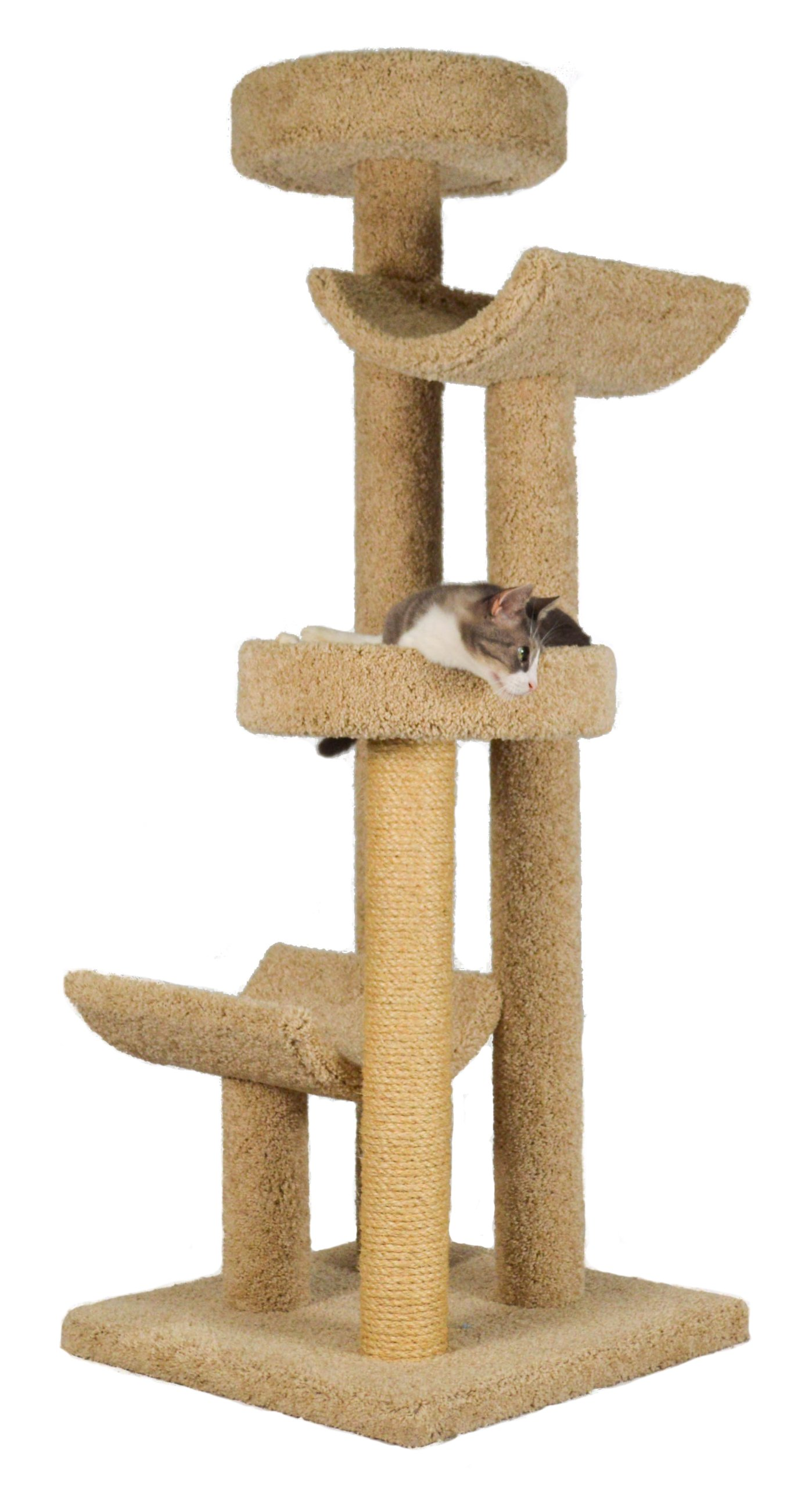 handmade cat tree product details 7205