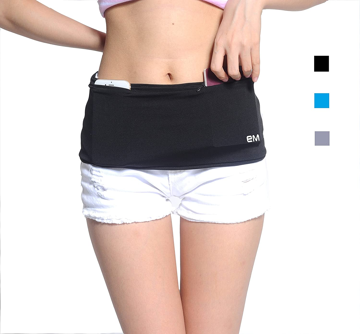 EAZYMATE Fashion Running Belt.