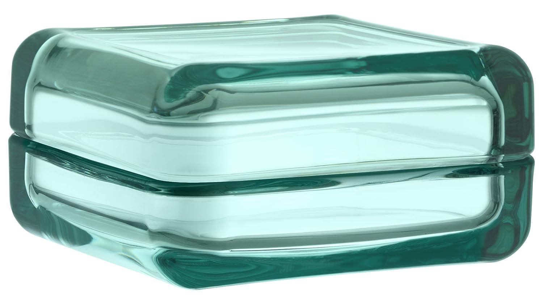 Iittala Vitriini Large Box, Water Green