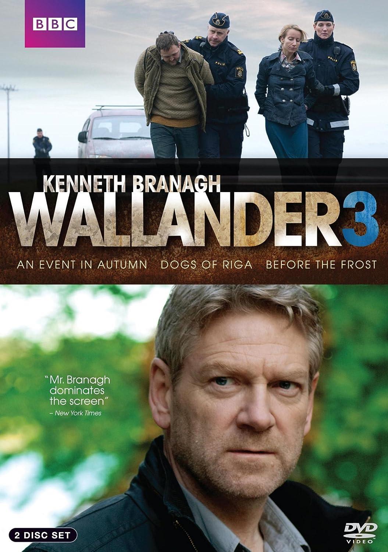 Wallander: Series 3