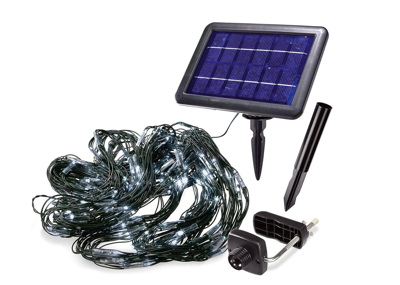LED Lichternetz mit Solar