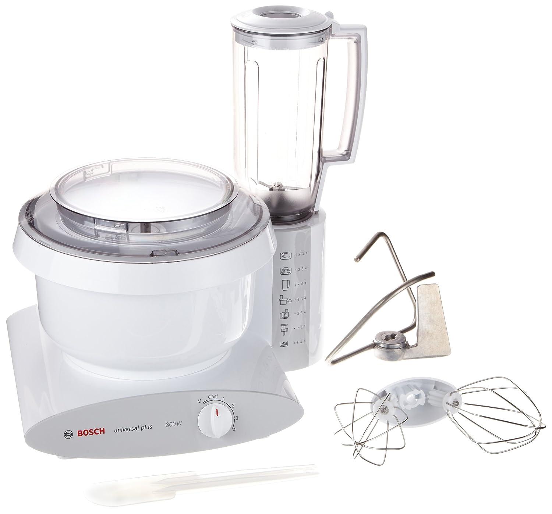 Bosch MUM6N11 - Robot de cocina, blanco, 220-240 V