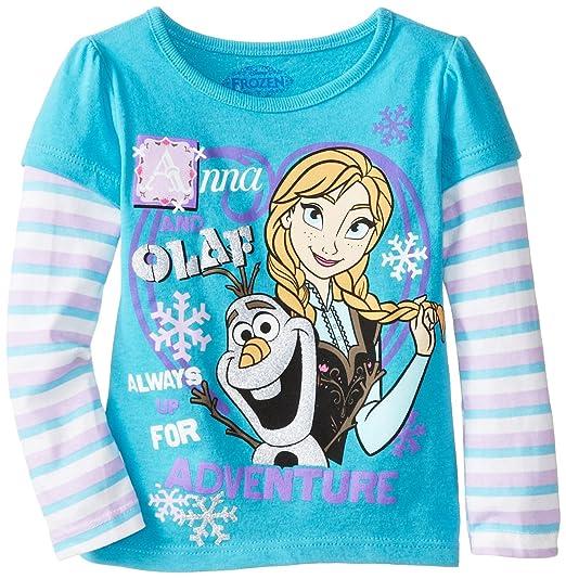 Disney Little Girls` Anna and.