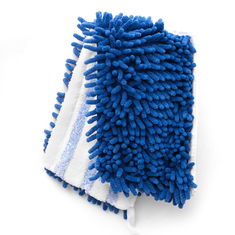 Dual Action Microfiber Flip Mop Refill New Ebay