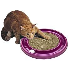 Bergan Turbo Scratcher Cat Toy