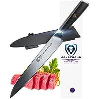 dalstrong yanagiba sushi knife review