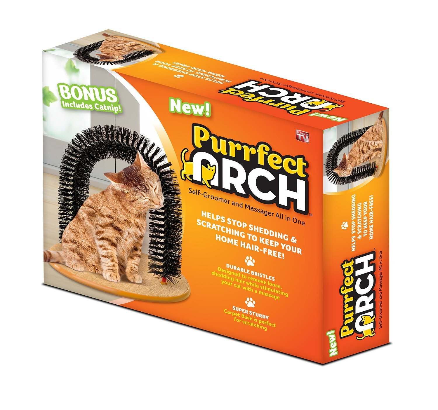 Purrfect Arch Groomer $10.33 (...