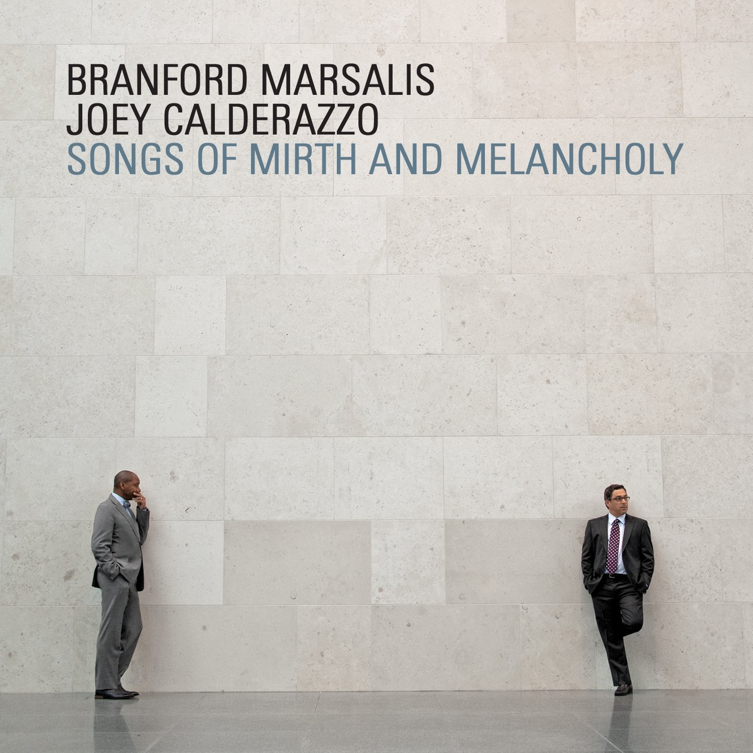 Branford Marsalis and Joe Calderazzo