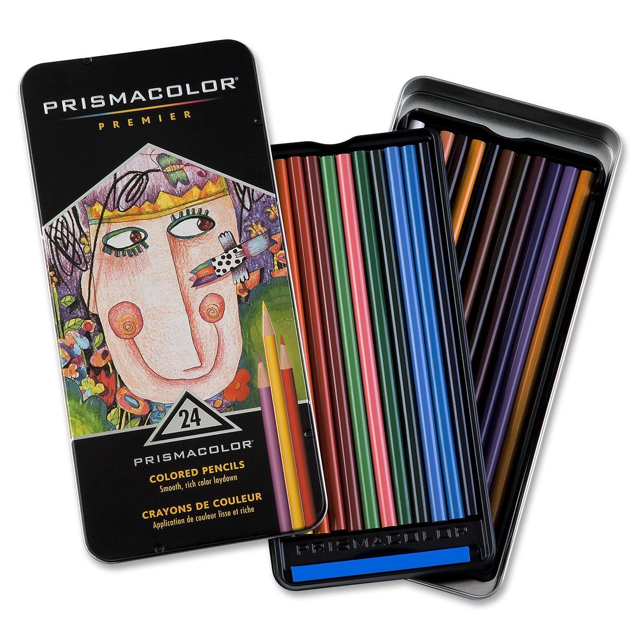 Amazon: Prismacolor Profession...