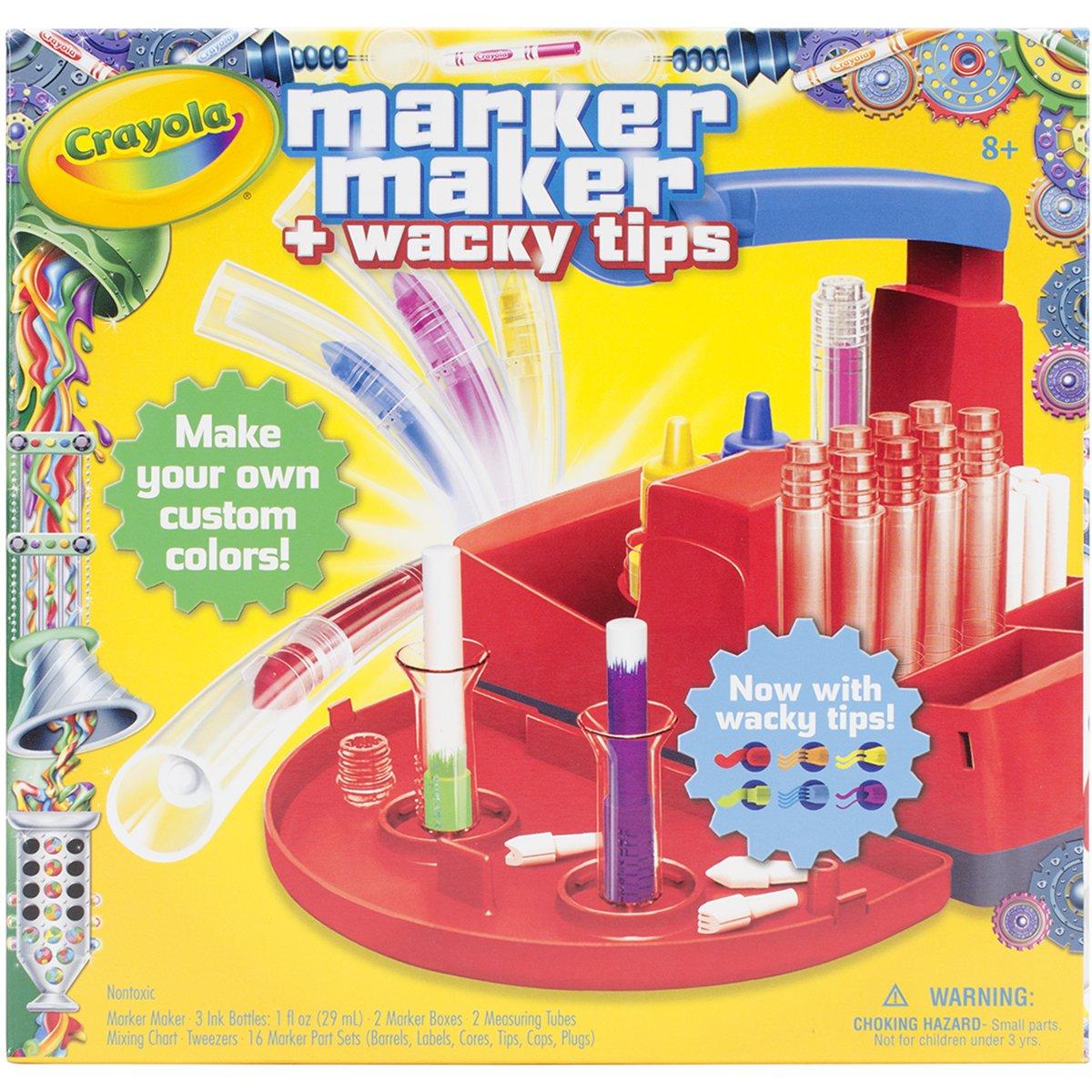 Crayola Marker Maker Wacky Tip...