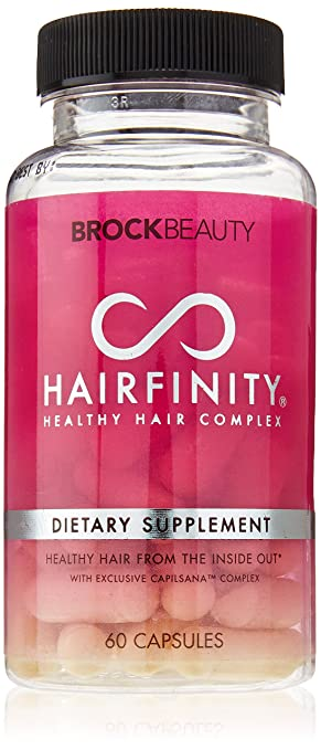 Hair Growth Vitamin Supplement - Hairfinity