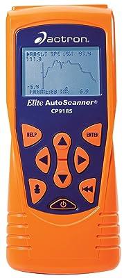 actron elite autoscanner