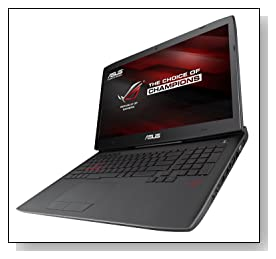 ASUS ROG G751JT-CH71 17.3 inch Laptop Review